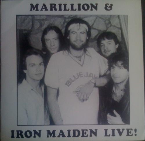 Iron Maiden -Live