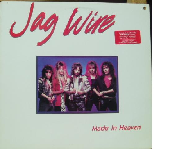 Jag Wire - Made In Heaven