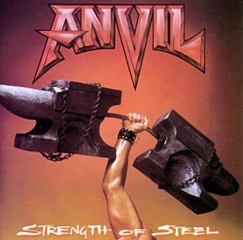 Anvil - Strength of Steel