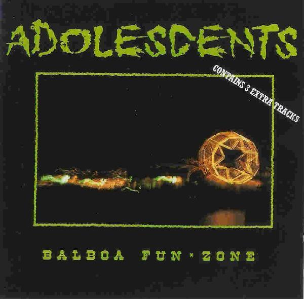Adolescents - Balboa Fun-Zone