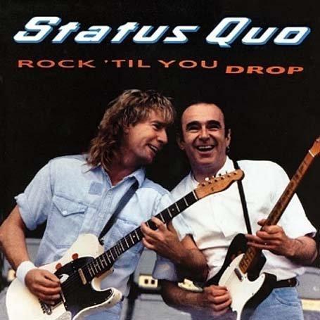 Status Quo Rock Til You Drop Cover