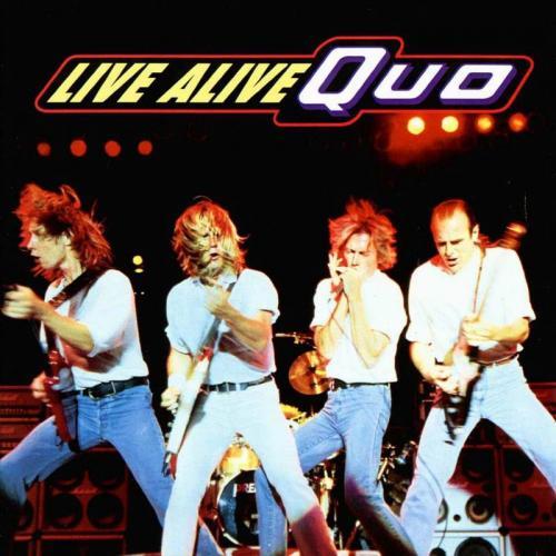 Status Quo Live Alive Quo