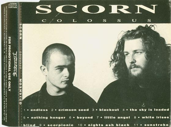 Scorn - Colossus