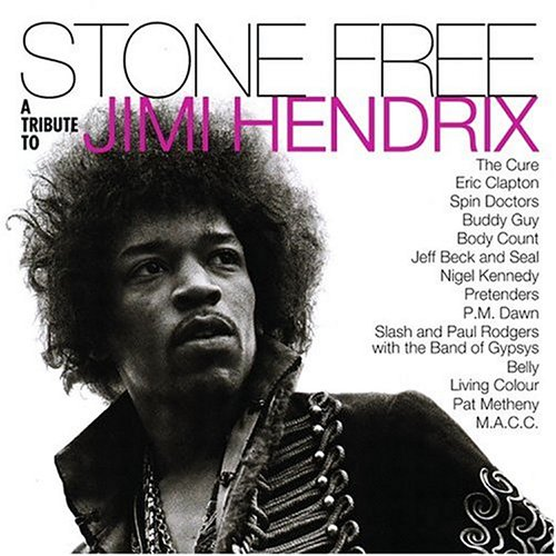 Stone Free Tribute to Jimi Hendrix Cover
