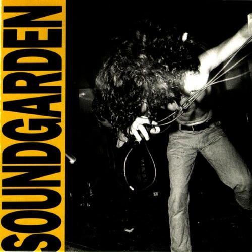 Soundgarden, Louder Than Love, Cover