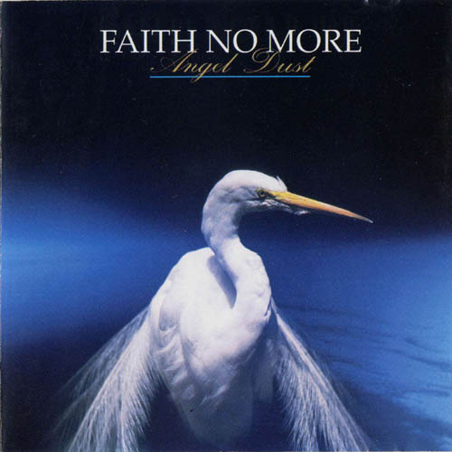 Faith No More Angel Dust Cover