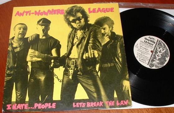 Anti-Nowhere-League - Anti-Nowhere-League