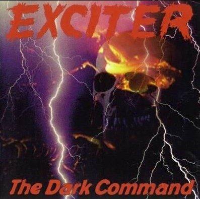 Exciter - The Dark Command