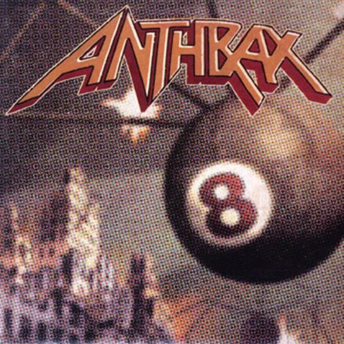 Anthrax Vol.8 Cover