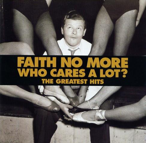 Faith No More Who Cares A Lot? Cover