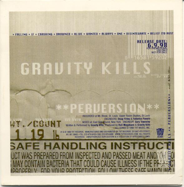 Gravity Kills - Perversion