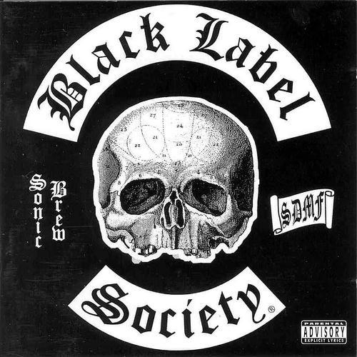 Zakk Wylde's Black Label Society Sonic Brew Cover