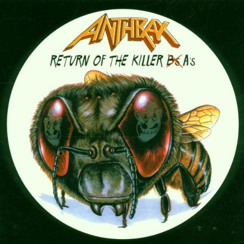 Anthrax Return Of The Killer As Cover
