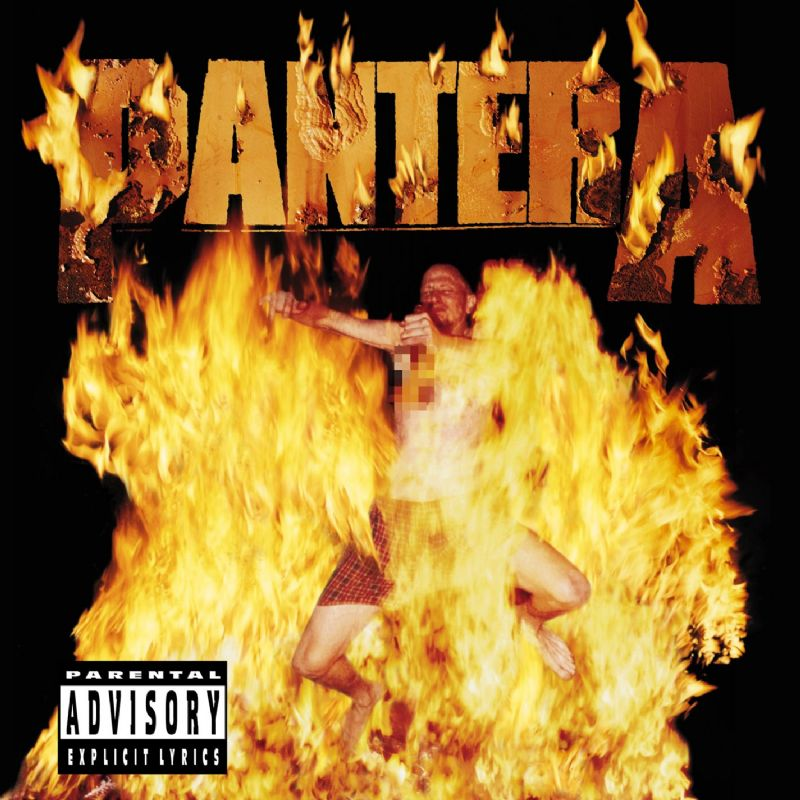 Pantera, Reinventing The Steel, Cover