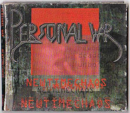 Personal War- Newtimechaos