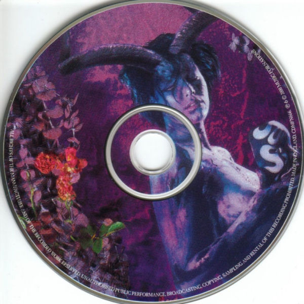 Cradle Of Filth-Midian