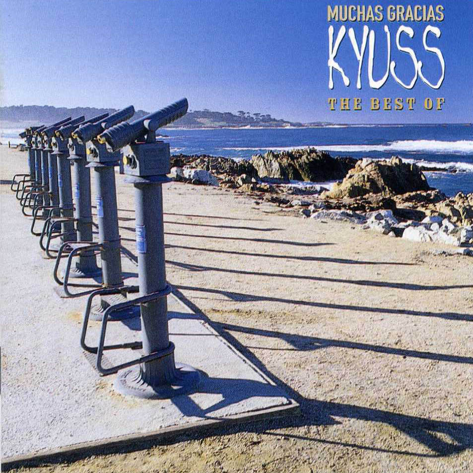 Kyuss, Muchas Gracias, The Best Of, Cover