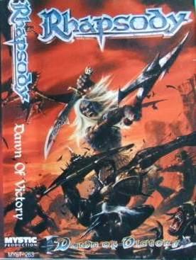 Rhapsody- Dawn Of Victory