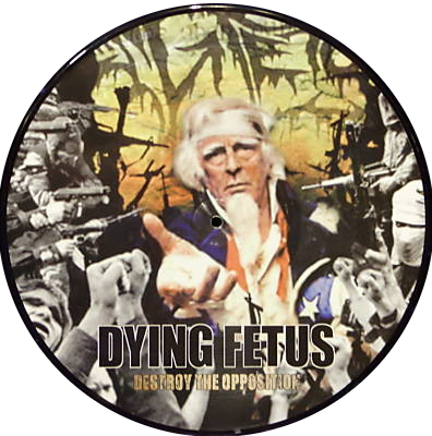 Dying Fetus- Destroy The Opposition