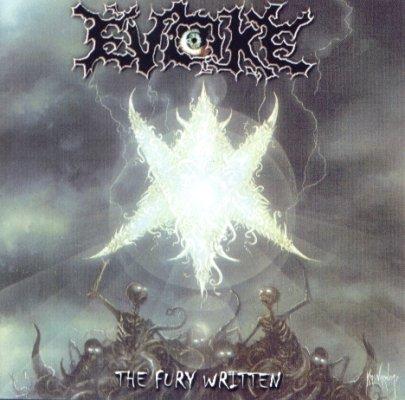 Evoke- The Fury Written
