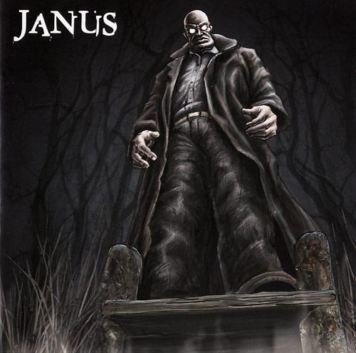 Janus- Schlafende Hunde