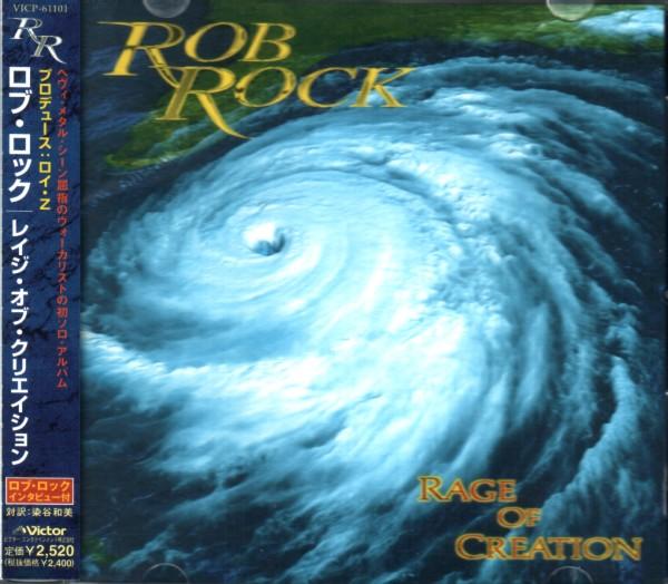 Rob Rock- Rage Of Creation