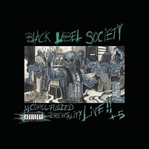 Black Label Society Alcohol Fueled Brewtality - Live Cover