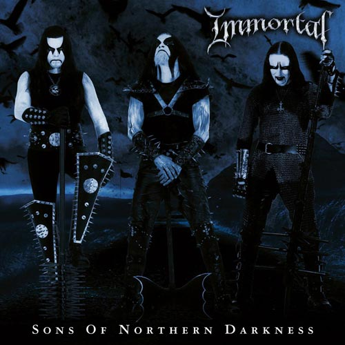 Immortal - Sons Of The Nothern Darkness