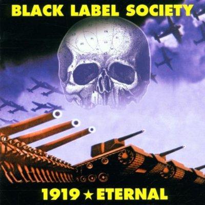 Zakk Wylde's Black Label Society 1919 Eternal Cover