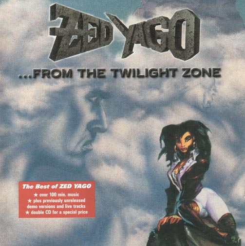 Zed Yago From The Twilight Zone - The Best Of