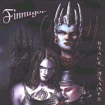 Finnugor - Black Flames