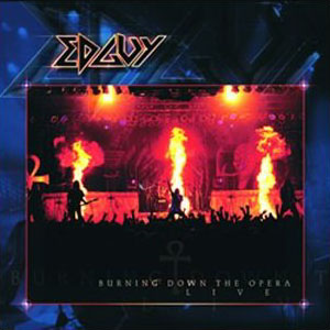 Edguy - Burning Down The Opera