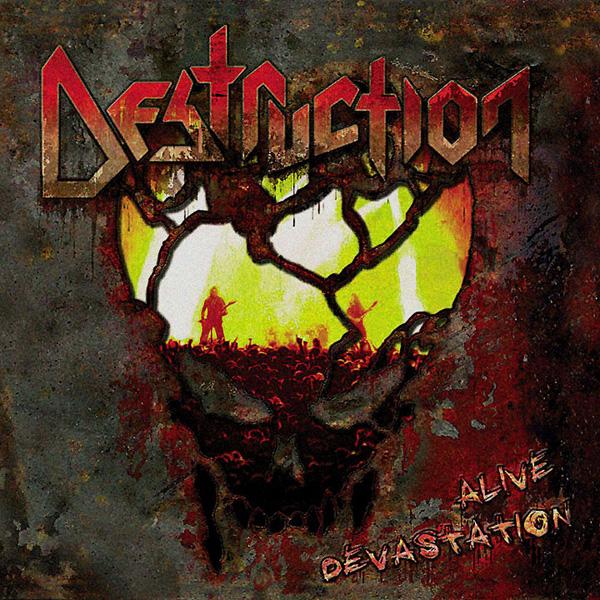 Destruction - Alive Devastation