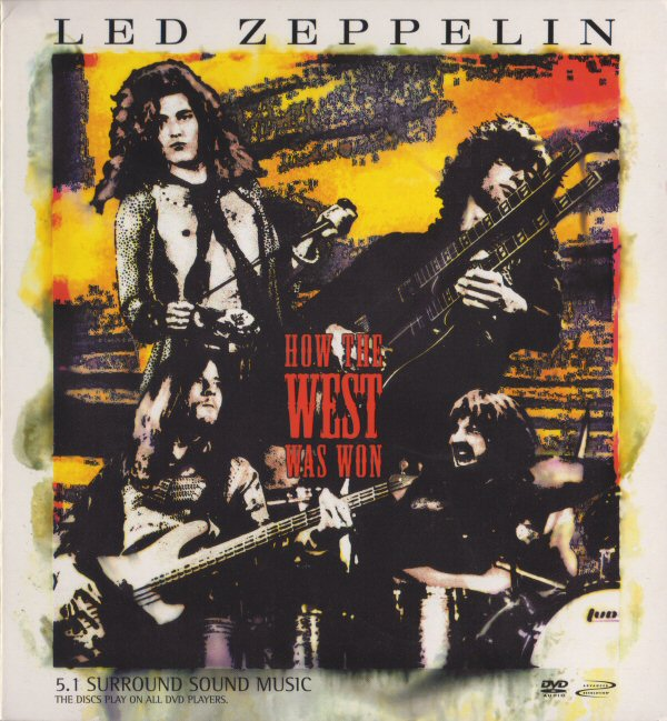 Led Zeppelin - How The West Was Won