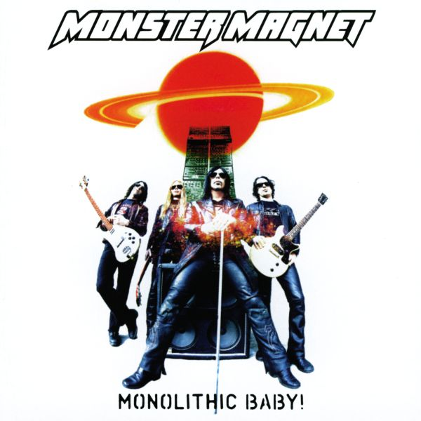 Monster Magnet, Monolithic Baby!, Cover