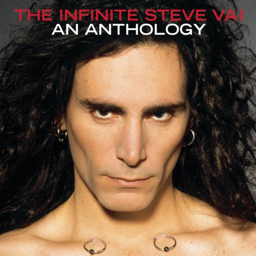 Steve Vai The Infinite Steve Vai - An Anthology Cover