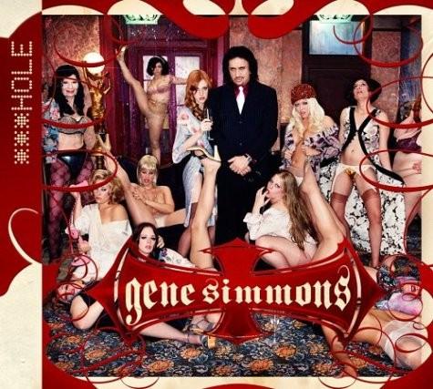 Gene Simmons Asshole Cover