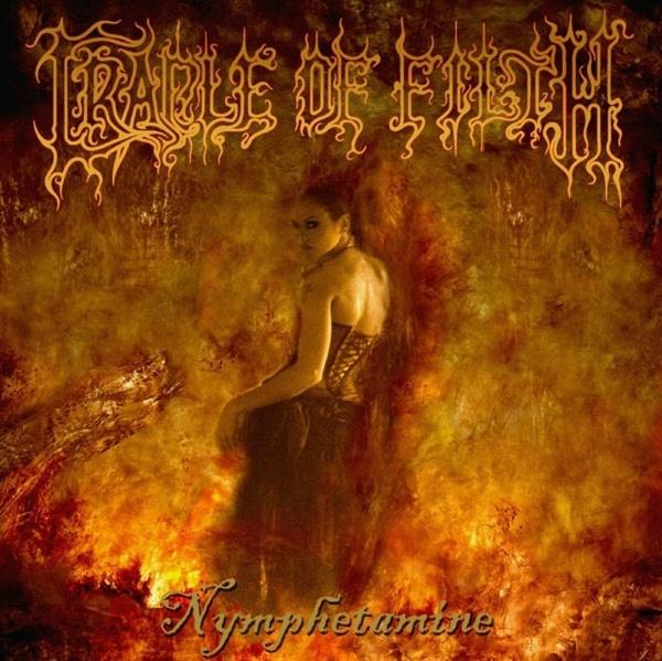 Cradle Of Filth - Nymphetamine