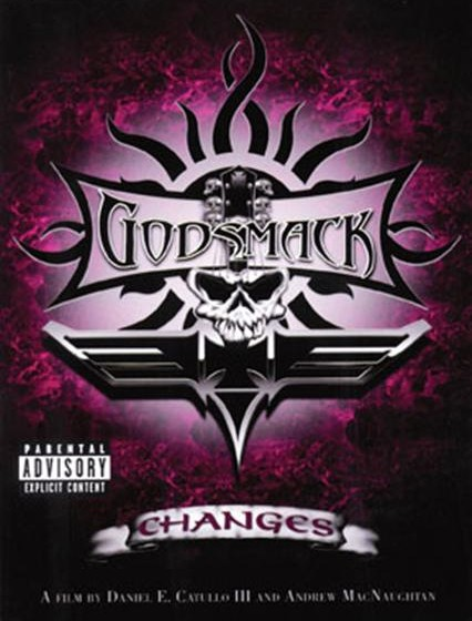 Godsmack CHANGES DVD