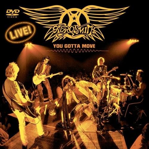 Aerosmith You Gotte Move Cover