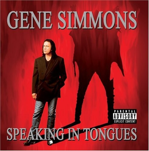 Gene Simmons Speaking In Tongues Cover