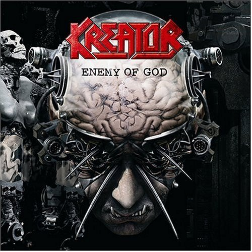 Kreator, Enemy Of God, Cover