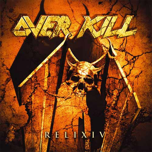 Overkill, Relixiv, Cover