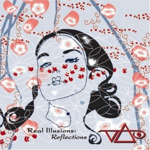 Real Illusions: Reflections Steve Vai Cover