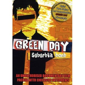 Green Day Suburbia Bomb Cover
