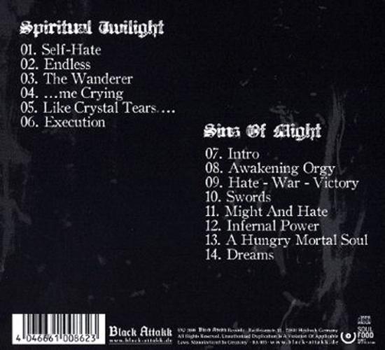 Hellsaw - Spiritual Twilight