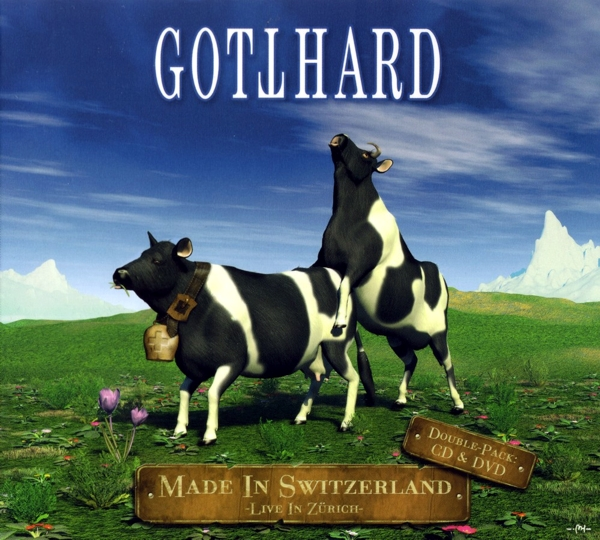 Gotthard - Made In Switzerland