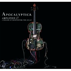 Apocalyptica - Amplified - A Decade in Reinventing The Cello