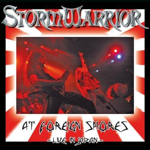 Stormwarrior, At Foreign Shores, Live In Japan, Cover