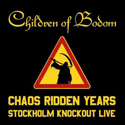 Children Of Bodom, Chaos Ridden Years, Cover
